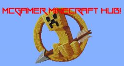 McGamer old hub! Minecraft Map & Project