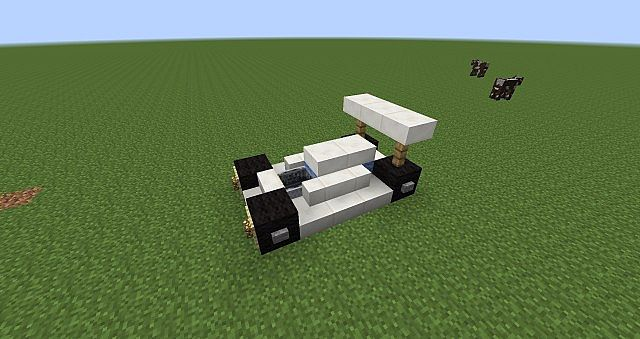 Mini Racing Car By Kecraft Minecraft Project