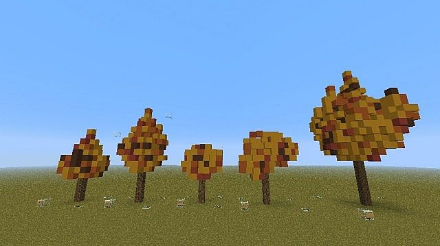 how to grow a big oak tree in minecraft