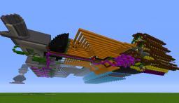 [Huge 20 Vault Bank] with LCD Screen! Minecraft