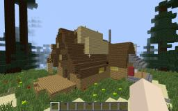 Gravity Falls Build Minecraft Map & Project