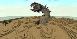 Sand Wurm Minecraft Map & Project