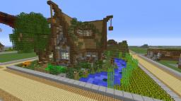 32x32 Plot build Minecraft Project