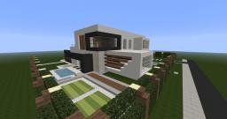 Modern Series #3 Minecraft Map & Project