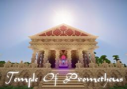 Temple of Prometheus Minecraft