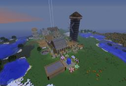 The Forge Of UraBand, You Forge Your Destiny! Minecraft Server
