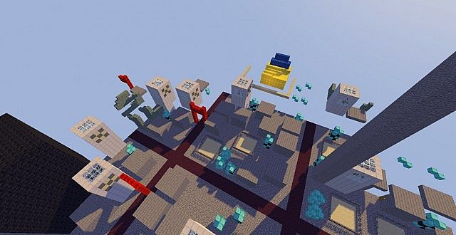 Endless City Minecraft Project