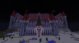 Cresthaven Castle Minecraft Map & Project
