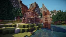 Nordic Sawmill Minecraft Map & Project