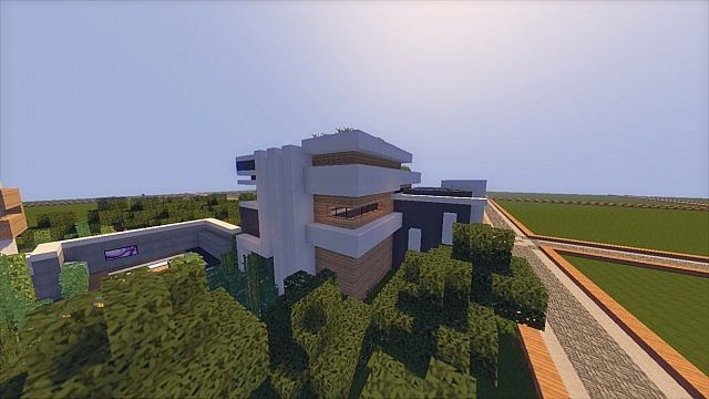 Jute Complex Minecraft Project