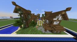 Anerachia Minecraft Map & Project