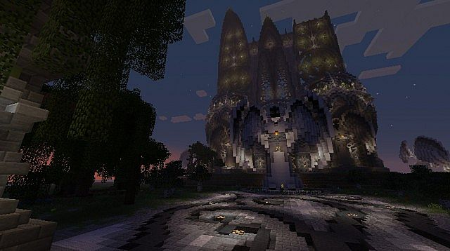 Simkraf World at Night . by Top Builders !