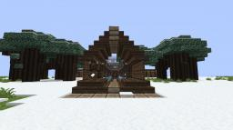Wooden Mansion for cooleos04 Minecraft