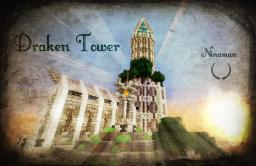 Draken Tower - Medieval - Ninaman Minecraft Project