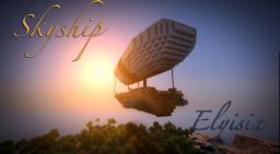 Skyship Elysia Minecraft Map & Project