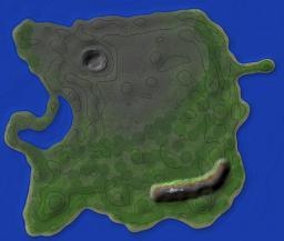 Fallout Island Minecraft