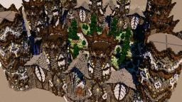 OreCraft Factions spawn Minecraft Map & Project