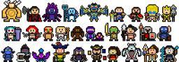 League of legends pixel art. Minecraft Blog Post