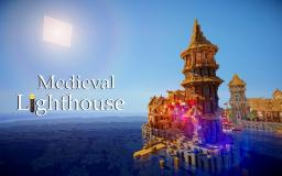 Medieval Themed Lighthouse   EB Minecraft Map & Project
