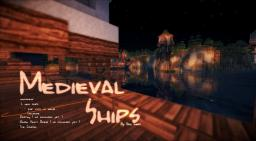 medieval ships Minecraft Project