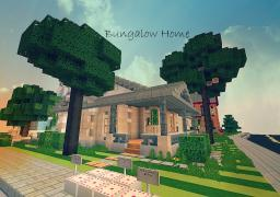 TBS Application - Bungalow Home Minecraft Map & Project