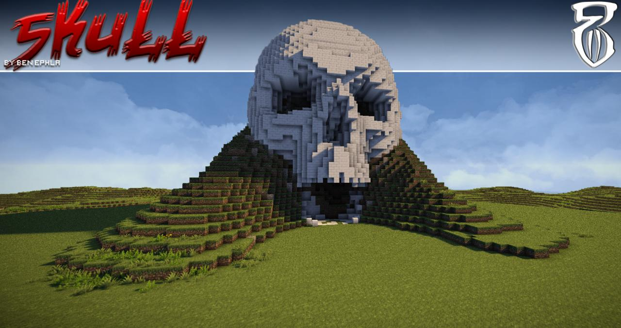 Superb Skull Mountain