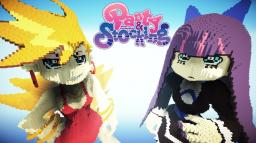 Panty And Stocking Minecraft Map & Project