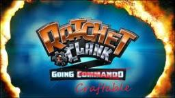 Ratchet and Clank Going Craftable Minecraft Map & Project