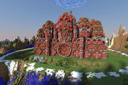 Posthumous Ares Minecraft Map & Project