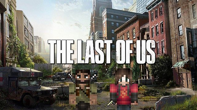 The Last Of Us Adventure Map Mod IN DEV Minecraft Project - The last of us minecraft map
