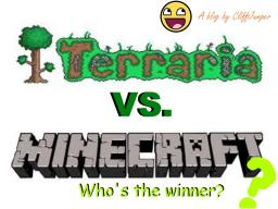 Terraria vs. Minecraft: Is There a Winner? (POP REEL!) Minecraft Blog
