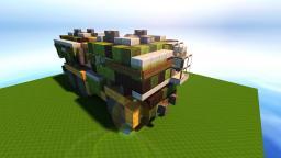 Mastodon MIDRV Minecraft