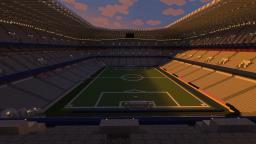 Allianz Arena Munich Minecraft Map & Project