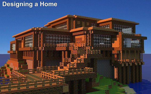 tut designing a home 14 tut designing a home 14 diamonds: www.planetminecraft.com/blog/tut-designing-a-home
