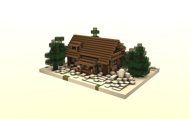 minecraft schematic html with Cozy Winter House on Medieval Blacksmith Tutorial also Amerigo Vespucci Ship 13 in addition Luxury Mansion 3084413 besides Operation Overlord moreover The Dawntreader Ste unk Airship.