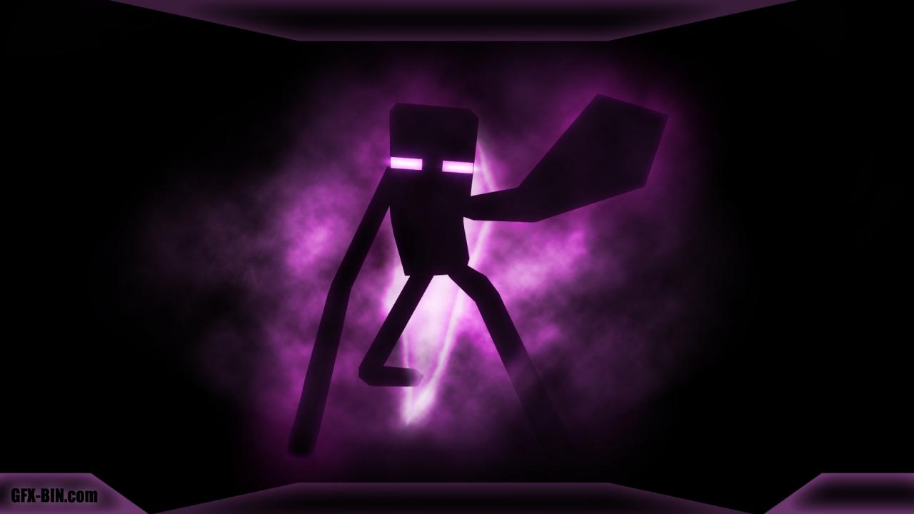 enderman minecraft wallpaper wolf - photo #14