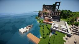 Eternity Minecraft Map & Project