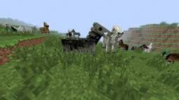 Minecraftian Myths and Legends: The Creation of the Horse Minecraft Blog