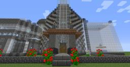 Glass Castle Minecraft Map & Project
