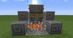 Lava Trash Disposal Minecraft Map & Project