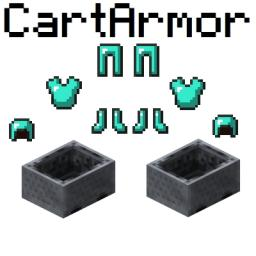 ★CartArmor! [1.7.2] [Plugin] Ride, Loyal Steed!★ Minecraft Mod