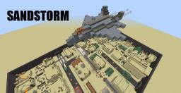 Sandstorm - First-Person Shooter Map Minecraft Map & Project