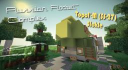 Topol'-M (SS-27 Sickle) Russian Rocket Complex Minecraft Map & Project