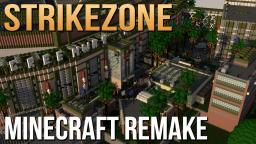 Minecraft: Strikezone  Call of Duty: Ghosts Multiplayer Map Remake. Minecraft Project