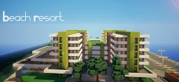 BayView Beach Resort ||Pwego Server|| Minecraft Map & Project