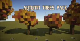 Autumn Tree Bundle [Download] Thanksgiving special Minecraft Map & Project