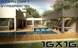 Modern Craft 1.7.2 HD (16x)
