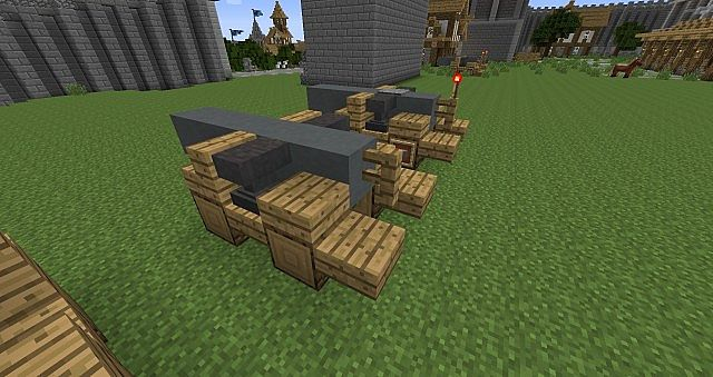 How To Build A Small Tnt Cannon In Minecraft