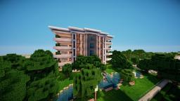 Luxurious apartments - The White dolphin Minecraft Map & Project