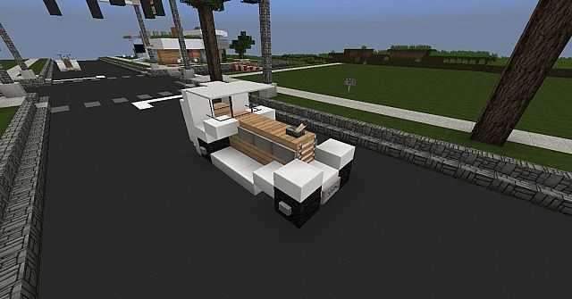 awesome car designs minecraft project